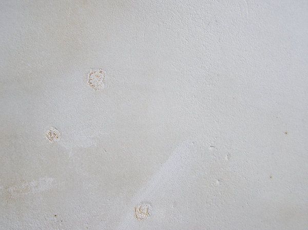 Wall plaster: A texture