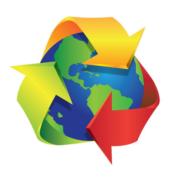 Recycle: Recycle Save Mother Earth