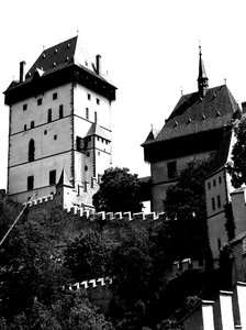 Karlstein Castle: Czech Republic