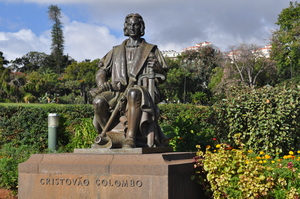 Christopher Columbus: Lived on Madeira in 1479 or 1480