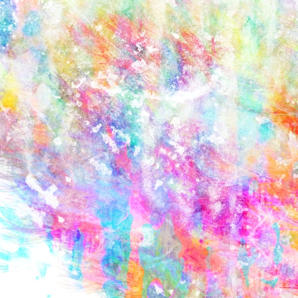 RBF_Colorful bg 1: Multicolored background experiment