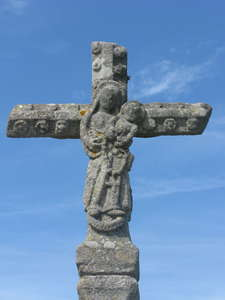 Finisterrae cross: Traditional cross named