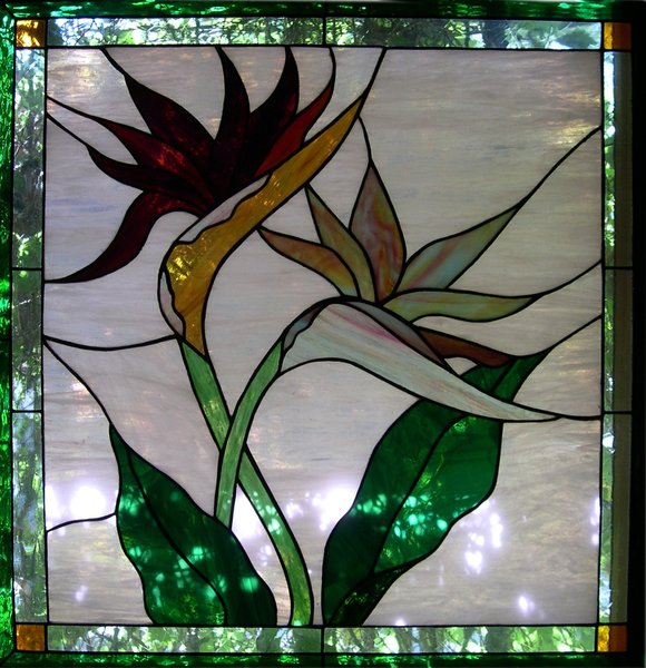 Stained Glass: Stained Glass Windows