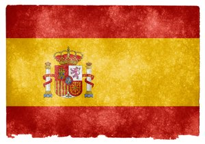 Spain Grunge Flag: Grunge textured flag of Spain on vintage paper. You can find hundreds of grunge flags on my website www.freestock.ca in the Flags & Maps category, I'm just posting a sample here because I do not want to spam rgbstock ;-p