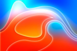 Abstract Background: Digitally rendered abstract background.