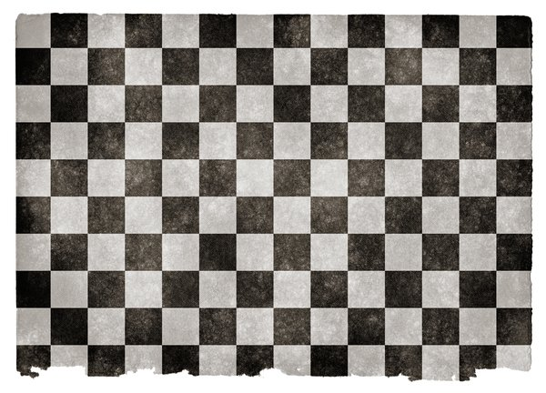 Checkered Grunge Flag: Grungy checkered flag on vintage paper, a flag commonly used for car racing competitions. You can find hundreds of grunge flags on my website www.freestock.ca in the Flags & Maps category, I'm just posting a sample here because I do not want to spam rgbst