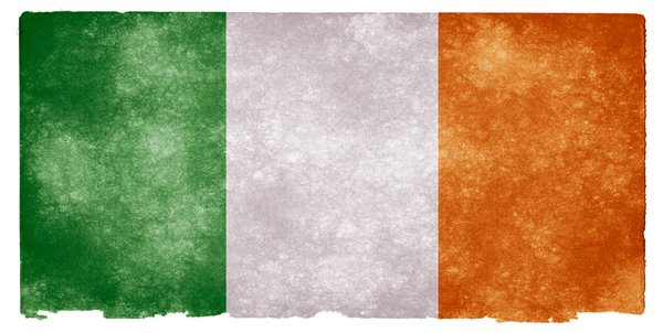 Ireland Grunge Flag: Grunge textured flag of Ireland on vintage paper. You can find hundreds of grunge flags on my website www.freestock.ca in the Flags & Maps category, I'm just posting a sample here because I do not want to spam rgbstock ;-p