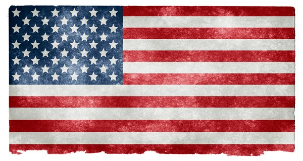 US Grunge Flag: Grunge textured flag of the United States on vintage paper. You can find hundreds of grunge flags on my website www.freestock.ca in the Flags & Maps category, I'm just posting a sample here because I do not want to spam rgbstock ;-p