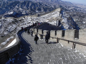 Große Mauer in China: