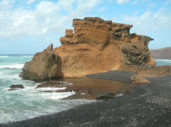 lanzarote 3: photot taken on one of the a Canary Islands
