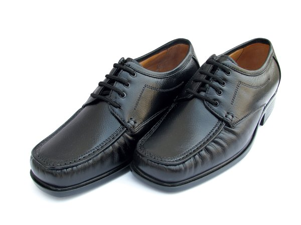 Shoes: A pair of Black Shoes
