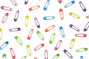 Safety Pins 1: Safety Pins