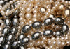 pearly baubles and beads: necklaces - costume jewellery - baubles and beads