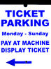 parking ticket1b: permitted ticket parking