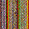 multicolored striped weave1: abstract background, texture, patterns and perspectives