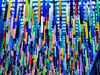 strip ceiling5: colorful suspended acoustic ceiling strips