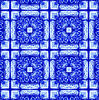 4-square tile4: abstract blue squared background, textures, patterns, geometric patterns, shapes and perspectives