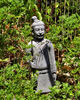 garden warrior1: miniature Chinese entombed warrior garden ornament