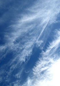 wispy clouds14: fine wispy cloud formations