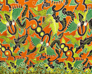 beaut batik30b: variety of batik designs and various materials
