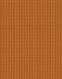 orange beaded mat: abstract background, textures, patterns and perspectives