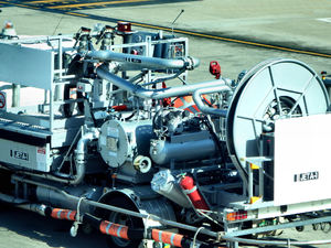 aircraft mobile fuel pump1: essential airport refueling equipment