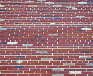 wall patterns1: textures, colours & variations in brick walls