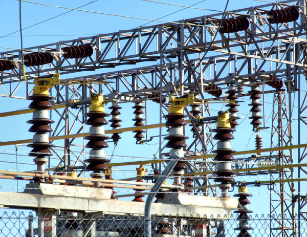 wired for power6: electricity power supply substation