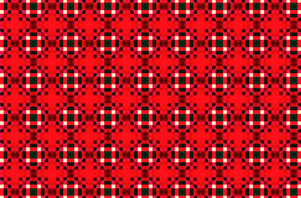 red square matrix2: abstract background, texture, patterns and perspectives