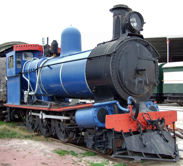 steam locomotives 3bc: restored steam locomotives rolling stock