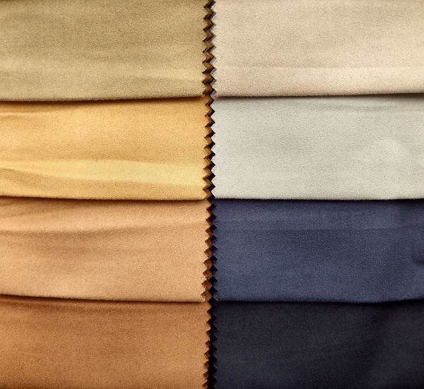 suede swatches5: sueded fabric sample swatches