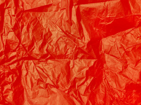 red Christmas paper1: crinkled red Christmas paper with some glitter