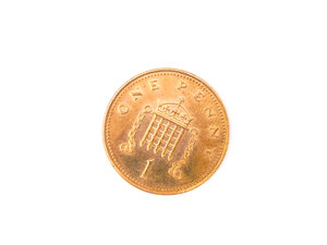 One Penny: One Penny