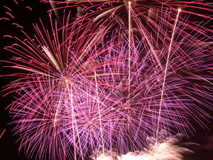 fuegos artificiales: