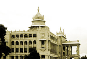 Vikas Soudha: No description