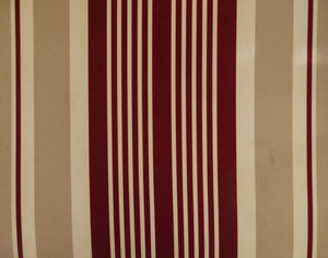 Canvas Stripe: A striped canvas background.