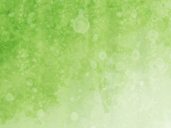 Green Water Colour Grunge: Grungy water colour texured background.