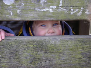 Kids Eyes: Get these Eyes ! They tell truth and future.....Taken in 2002, so this little lady might look quite different now...Comments are more than welcome.