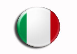 Italy: Italian national flag