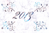2013 p: A grungy 2013 banner in blue with an ornate floral motif. You may prefer this: http://www.rgbstock.com/photo/nQphSSS/2013+i
