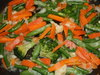 Stir-fried Vegetables 2: Yummy stir-fry, with lots of colour. You may prefer: http://www.rgbstock.com/photo/2dyVrig/Stir-fried+Vegetables  or:  http://www.rgbstock.com/photo/mYh4J8c/Sliced+Carrots+and+Green+Beans