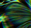 Iridescence 4: A high resolution iridescent metallic textured background with multi-coloured swirls. Great fill, texture or desktop. You may prefer:  http://www.rgbstock.com/photo/mYA3fyy/Iridescence  or: