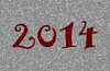 Happy New Year 1: A glittering silver and red new year image with the number 2014, covered in stars. You may prefer:  http://www.rgbstock.com/photo/oiu7LKc/2014+c  or:  http://www.rgbstock.com/photo/o0UChCa/2014+a  or:  http://www.rgbstock.com/photo/odxsTEq/Spectacular+Bur