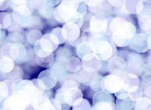 Blurred Lights - Bokeh 1: Bokeh, or blurred background lights. Suitable for a background, Christmas greetings, holiday greetings, texture, or fill.