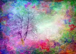 Vivid Fantasy Collage 3: A bright collage of natural shapes that are pleasing to the eye. A useful standalone arty image, or useful for a texture, background or fill. Perhaps you would prefer this: http://www.rgbstock.com/photo/nNTVSho/Dreamy+Pastel+Background+3