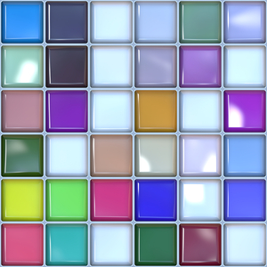 Glossy Tiles 2: Multicoloured glossy tiles make a great background, texture, fill, etc. You may prefer these:  http://www.rgbstock.com/photo/o0ueN80/Old+White+Tiles  or these:  http://www.rgbstock.com/photo/nUlpgOq/3D+Tile+2