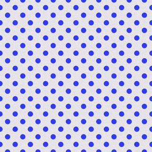 Polka Dots on Texture 5: Bright polka dots on textured ackground. Could be cloth or textile, background or fill.