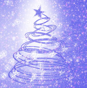 Abstract Christmas Tree 5: A blue xmas tree with extra stars. You may prefer:  http://www.rgbstock.com/photo/2dyVQYr/Abstract+Christmas+Tree  or:  http://www.rgbstock.com/photo/2dyX2mp/Fantasy+Christmas+Tree  or:  http://www.rgbstock.com/photo/2dyX1qj/Christmas+Tree+Blue