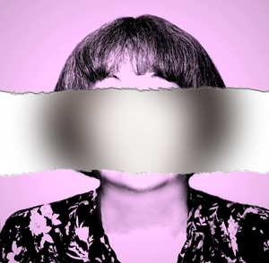 Mental Health: A woman's head with the face torn off and replaced with a blur. You may prefer:  http://www.rgbstock.com/photo/mKpYgIW/Mental+Illness  or:  http://www.rgbstock.com/photo/2dyVNLI/Worry+1