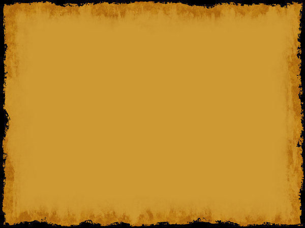 Grunge Parchment: A grungy parchment background in sepia tones, with a worn edge. This would make a great background for a pirate map.